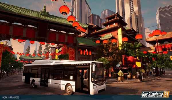 Free Bus Simulator 21