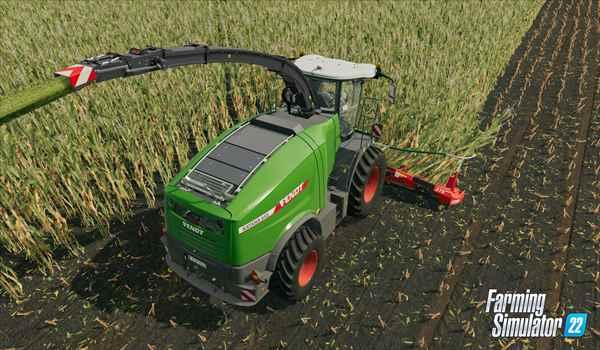 Farming Simulator 22 free