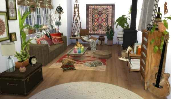 The Sims 4 Free Home Decor