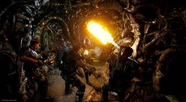 Aliens Fireteam Elite Download PC