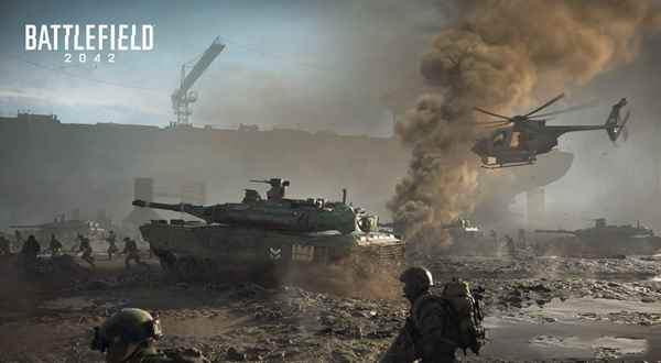 Battlefield 2042 Demo pc