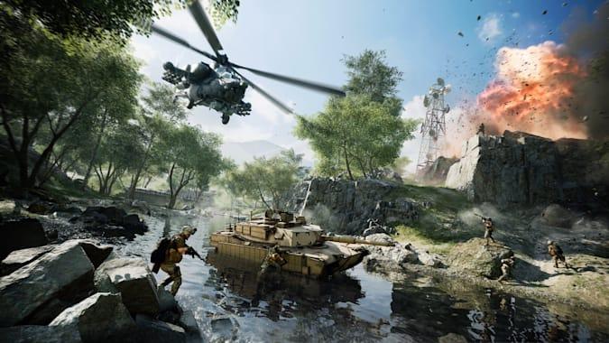 Battlefield 2042 Free Demo
