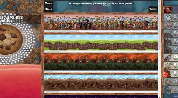 Cookie Clicker full version