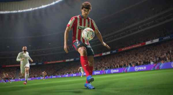 fifa 21 game