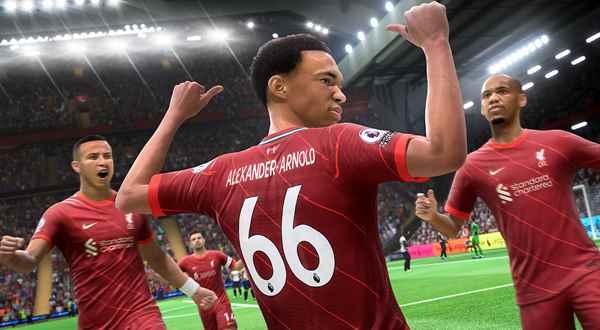 FIFA 22 game pc