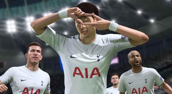 fifa game 22
